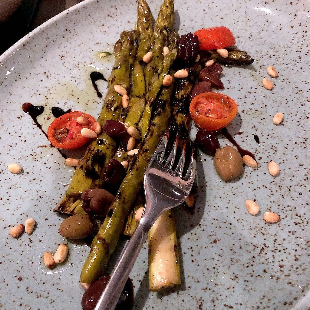 "Photo of Bullrian  by <a href=""/members/profile/thegreensunflower"">thegreensunflower</a> <br/>Grilled Asparagus <br/> February 20, 2018  - <a href='/contact/abuse/image/112569/361580'>Report</a>"