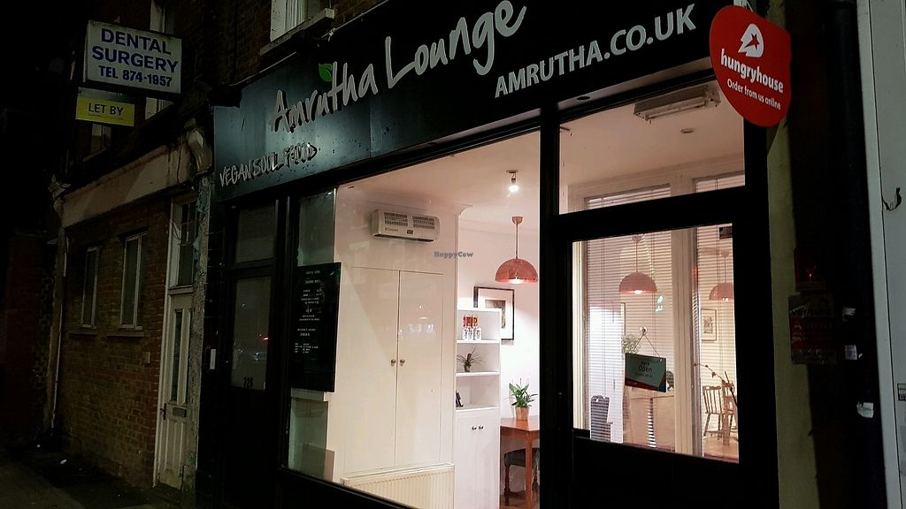 """Photo of Amrutha Lounge   by <a href=""""/members/profile/jollypig"""">jollypig</a> <br/>Outside <br/> March 14, 2018  - <a href='/contact/abuse/image/112580/370639'>Report</a>"""