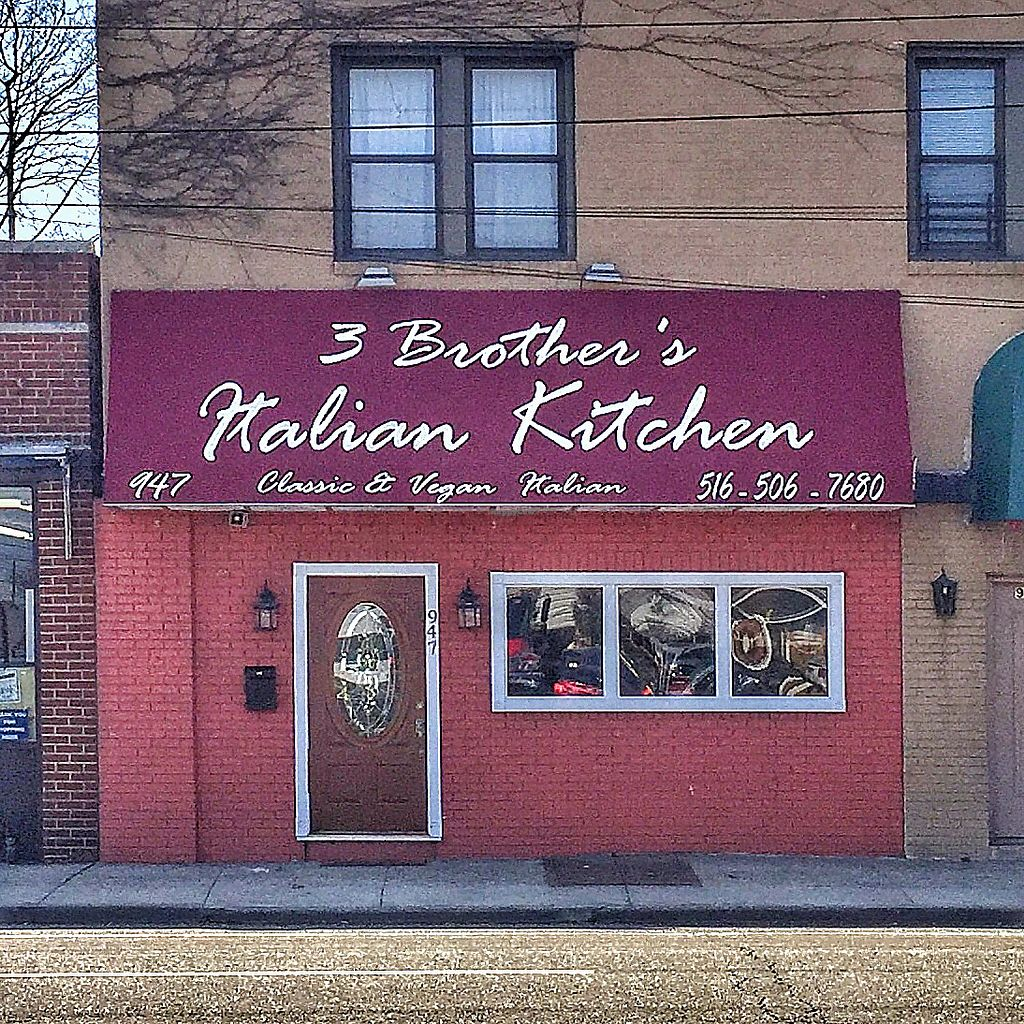 "Photo of 3 Brothers Italian Kitchen  by <a href=""/members/profile/suzagord"">suzagord</a> <br/>Facade <br/> February 24, 2018  - <a href='/contact/abuse/image/112582/363400'>Report</a>"