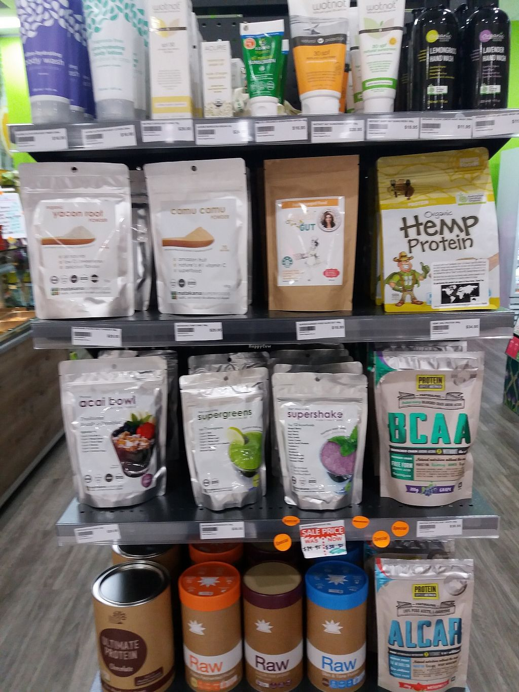"Photo of Choice Organics  by <a href=""/members/profile/veganvirtues"">veganvirtues</a> <br/>Some products <br/> February 20, 2018  - <a href='/contact/abuse/image/112588/361556'>Report</a>"