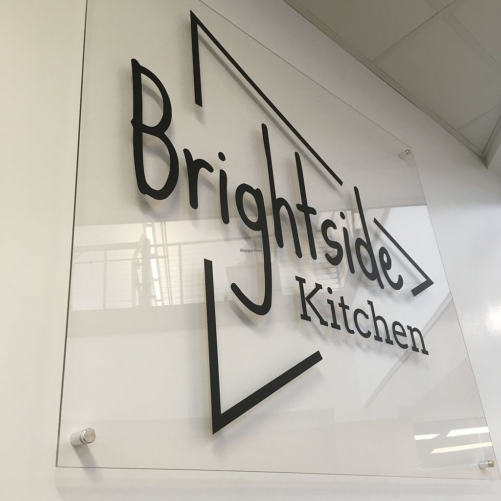 """Photo of Brightside Kitchen  by <a href=""""/members/profile/BrightsideKitchen"""">BrightsideKitchen</a> <br/>Sign inside the cafe <br/> February 20, 2018  - <a href='/contact/abuse/image/112641/361817'>Report</a>"""