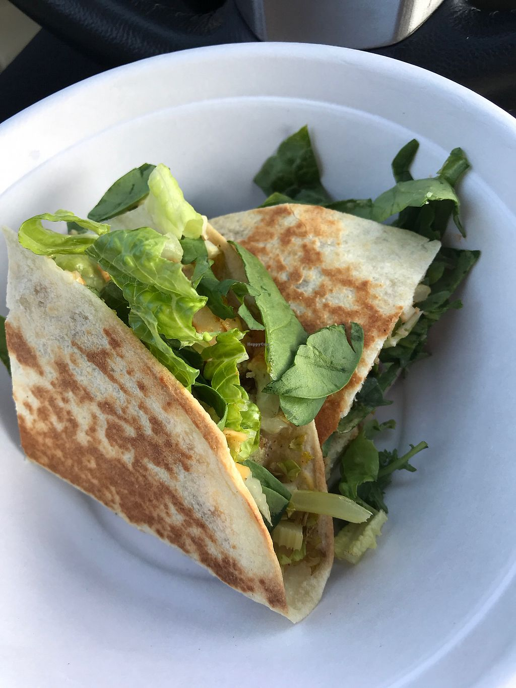 """Photo of Brightside Kitchen  by <a href=""""/members/profile/carolynmm22"""">carolynmm22</a> <br/>Toasted Piadini: BBQ Sporc <br/> April 10, 2018  - <a href='/contact/abuse/image/112641/383305'>Report</a>"""