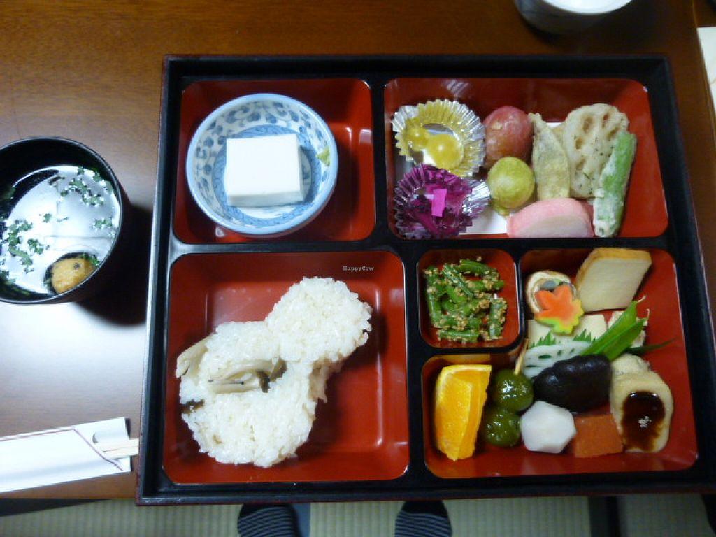 "Photo of Obakusan Manpukuji Oryukaku  by <a href=""/members/profile/trijbits"">trijbits</a> <br/>Manpukuji lunch (2014 Nov 26) <br/> August 25, 2015  - <a href='/contact/abuse/image/11267/115254'>Report</a>"
