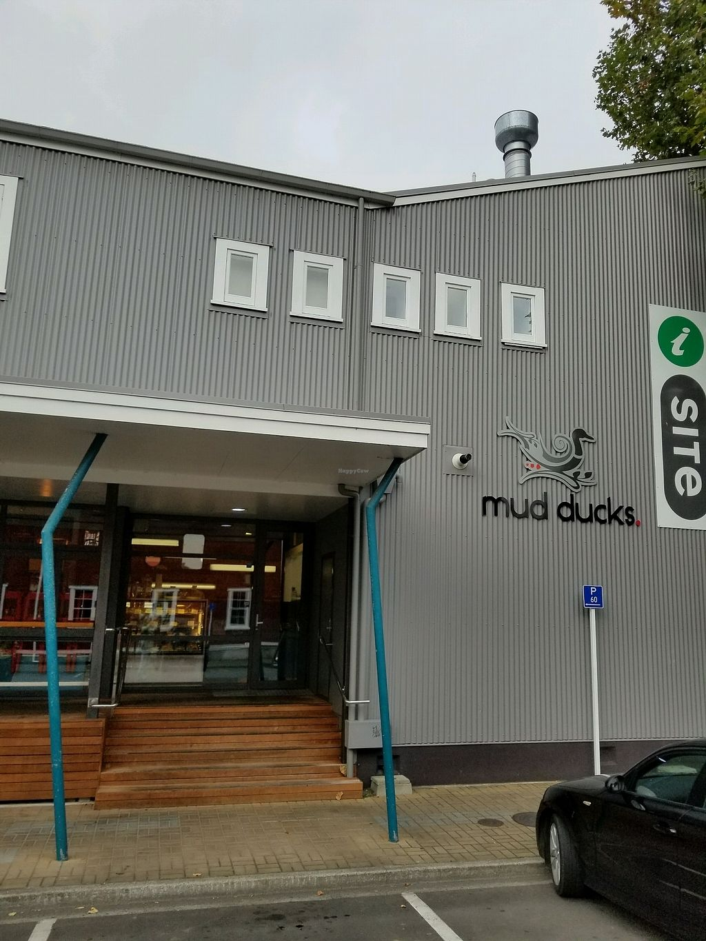 "Photo of Mud Ducks Cafe  by <a href=""/members/profile/AndyTheVWDude"">AndyTheVWDude</a> <br/>Mud Ducks Cafe ~ Taupo Quay <br/> March 15, 2018  - <a href='/contact/abuse/image/112778/370909'>Report</a>"
