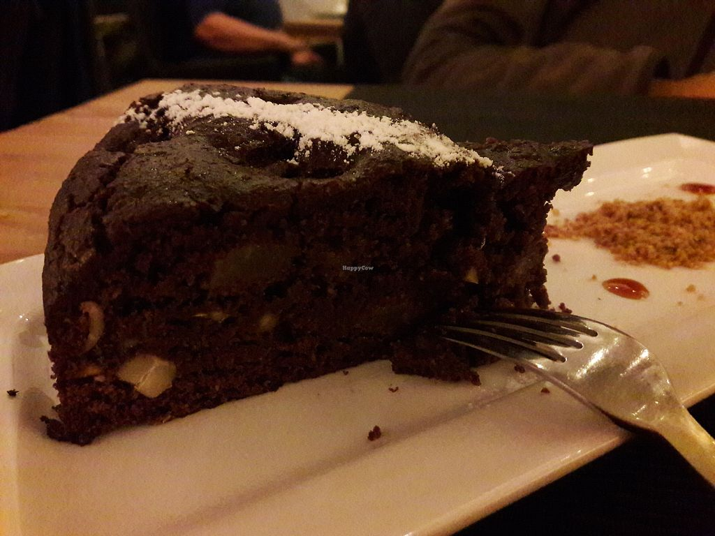 """Photo of Puerta Verde  by <a href=""""/members/profile/ClaudiaT"""">ClaudiaT</a> <br/>Cashew - cacao - cake  delicious <br/> March 1, 2018  - <a href='/contact/abuse/image/112781/365558'>Report</a>"""