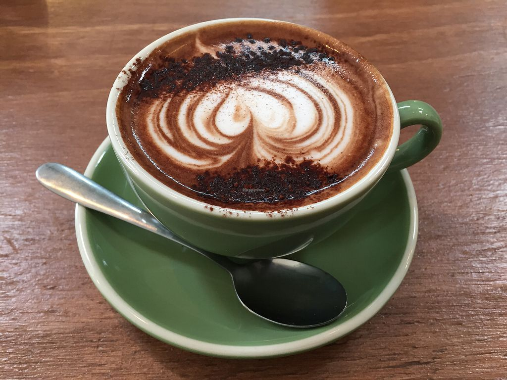 """Photo of One for the Crow  by <a href=""""/members/profile/Wuji_Luiji"""">Wuji_Luiji</a> <br/>Almond mylk mocha <br/> May 23, 2018  - <a href='/contact/abuse/image/112836/403751'>Report</a>"""