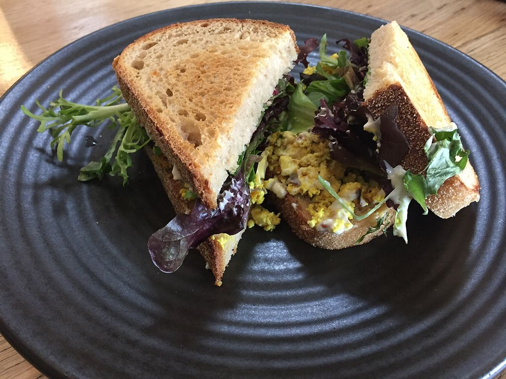 """Photo of One for the Crow  by <a href=""""/members/profile/Wuji_Luiji"""">Wuji_Luiji</a> <br/>Eggless egg sandwich <br/> May 23, 2018  - <a href='/contact/abuse/image/112836/403753'>Report</a>"""