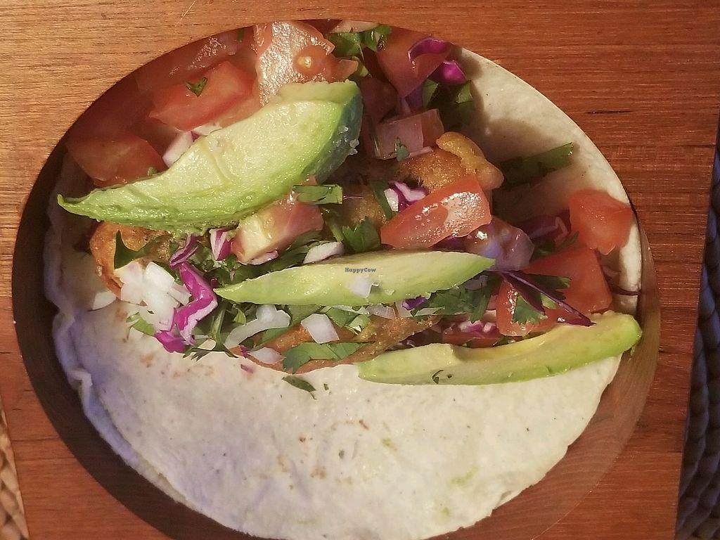 """Photo of Cocina del Sr Conejo  by <a href=""""/members/profile/kenvegan"""">kenvegan</a> <br/>delicious Tacos <br/> March 4, 2018  - <a href='/contact/abuse/image/112852/366497'>Report</a>"""