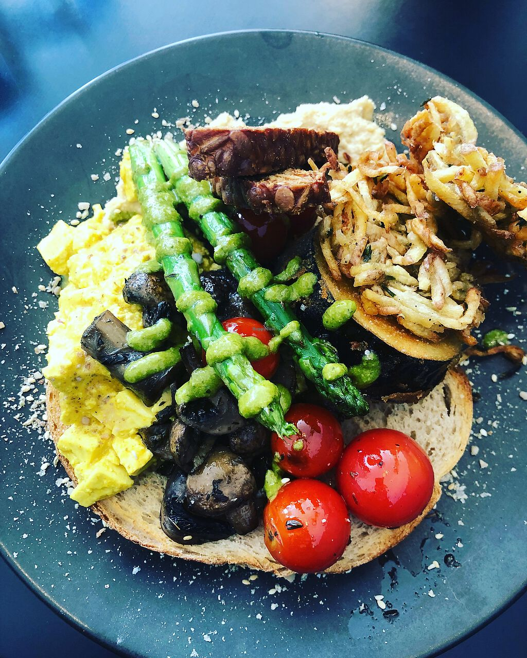 """Photo of Dicki's  by <a href=""""/members/profile/pianochiick"""">pianochiick</a> <br/>Big Breakfast Special <br/> May 24, 2018  - <a href='/contact/abuse/image/112875/404233'>Report</a>"""
