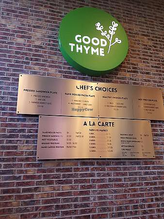 """Photo of Good Thyme Eatery  by <a href=""""/members/profile/danicapaige08"""">danicapaige08</a> <br/>Good Thyme Eatery  <br/> February 26, 2018  - <a href='/contact/abuse/image/112914/363987'>Report</a>"""