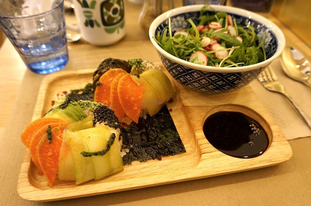 """Photo of Riz Riz  by <a href=""""/members/profile/Ricardo"""">Ricardo</a> <br/>Sushi Donut <br/> March 3, 2018  - <a href='/contact/abuse/image/112938/366296'>Report</a>"""