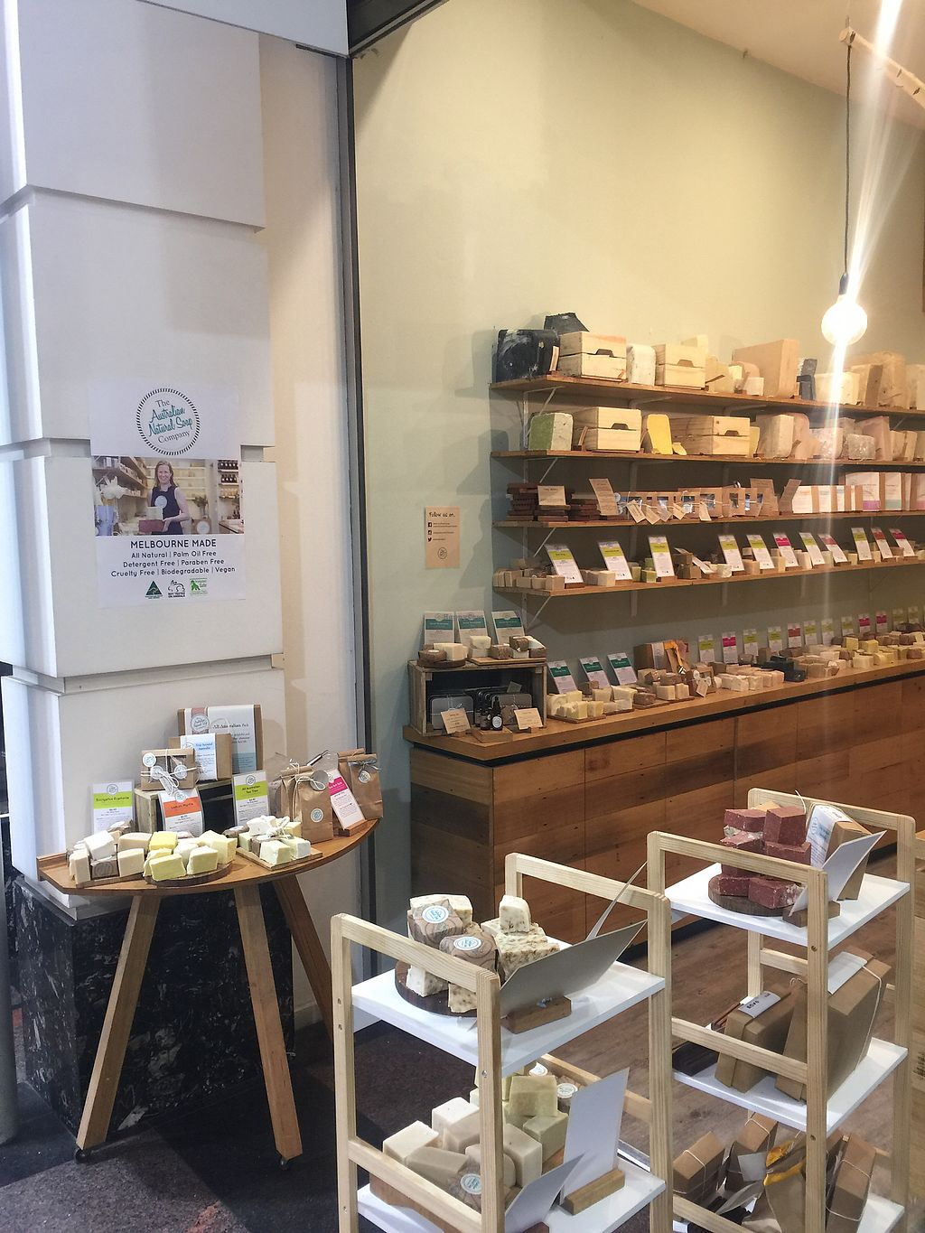 """Photo of Australian Natural Soap Company  by <a href=""""/members/profile/Tiggy"""">Tiggy</a> <br/>Shop display <br/> February 25, 2018  - <a href='/contact/abuse/image/112995/363784'>Report</a>"""