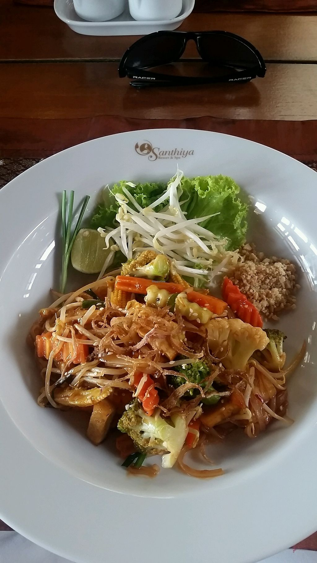 "Photo of Chantara Restaurant  by <a href=""/members/profile/admit"">admit</a> <br/>Vegan Pad Thai <br/> February 28, 2018  - <a href='/contact/abuse/image/113005/364805'>Report</a>"