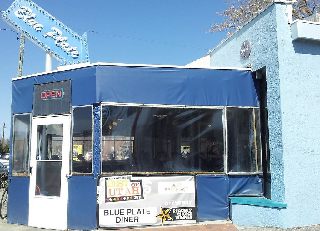 Photo of The Blue Plate Diner  by Navegante <br/>Taken 03-23-2014 <br/> March 24, 2014  - <a href='/contact/abuse/image/11300/230886'>Report</a>