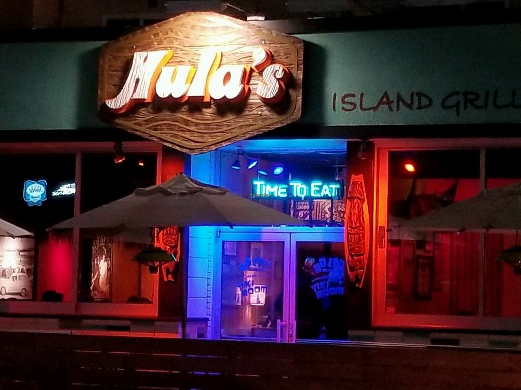 """Photo of Hula's Island Grill  by <a href=""""/members/profile/Conniemm"""">Conniemm</a> <br/>front <br/> February 26, 2018  - <a href='/contact/abuse/image/113040/363982'>Report</a>"""