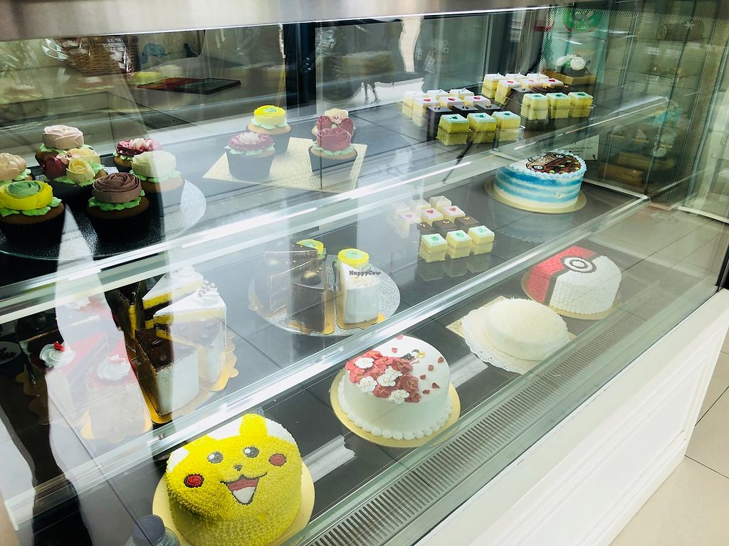 """Photo of Boncake Gallery  by <a href=""""/members/profile/CherylQuincy"""">CherylQuincy</a> <br/>Cake selection <br/> February 28, 2018  - <a href='/contact/abuse/image/113041/364749'>Report</a>"""
