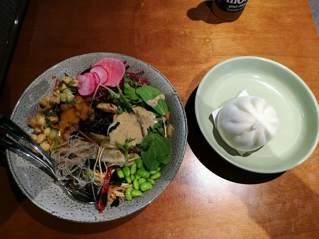 """Photo of Aroha  by <a href=""""/members/profile/Felicious"""">Felicious</a> <br/>Powerbowland Steamed Bun <br/> March 11, 2018  - <a href='/contact/abuse/image/113074/369430'>Report</a>"""