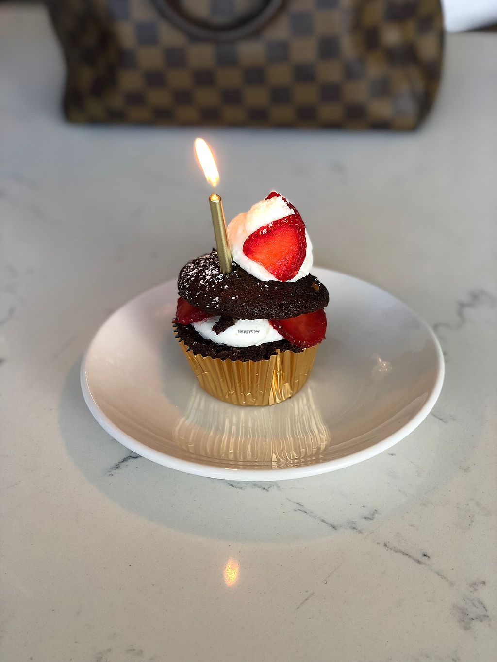 """Photo of Chef Chloe and the Vegan Cafe  by <a href=""""/members/profile/JorgeDelValle"""">JorgeDelValle</a> <br/>Birthday Celebration ????? <br/> March 25, 2018  - <a href='/contact/abuse/image/113080/376019'>Report</a>"""