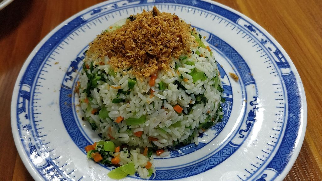 "Photo of Wu You You Su Dou Fang  by <a href=""/members/profile/ultm8"">ultm8</a> <br/>Fried rice <br/> April 15, 2018  - <a href='/contact/abuse/image/113082/386097'>Report</a>"