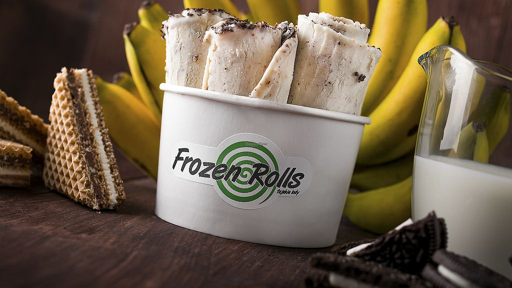 """Photo of Frozen Rolls - Tajskie Lody  by <a href=""""/members/profile/frozenrolls123"""">frozenrolls123</a> <br/>Banana + Knoppers + Oreo <br/> March 1, 2018  - <a href='/contact/abuse/image/113335/365327'>Report</a>"""