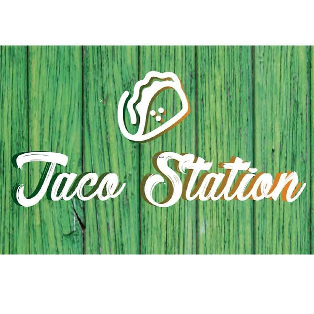 """Photo of Taco Station  by <a href=""""/members/profile/Caroly"""">Caroly</a> <br/>Logo <br/> March 1, 2018  - <a href='/contact/abuse/image/113356/365410'>Report</a>"""