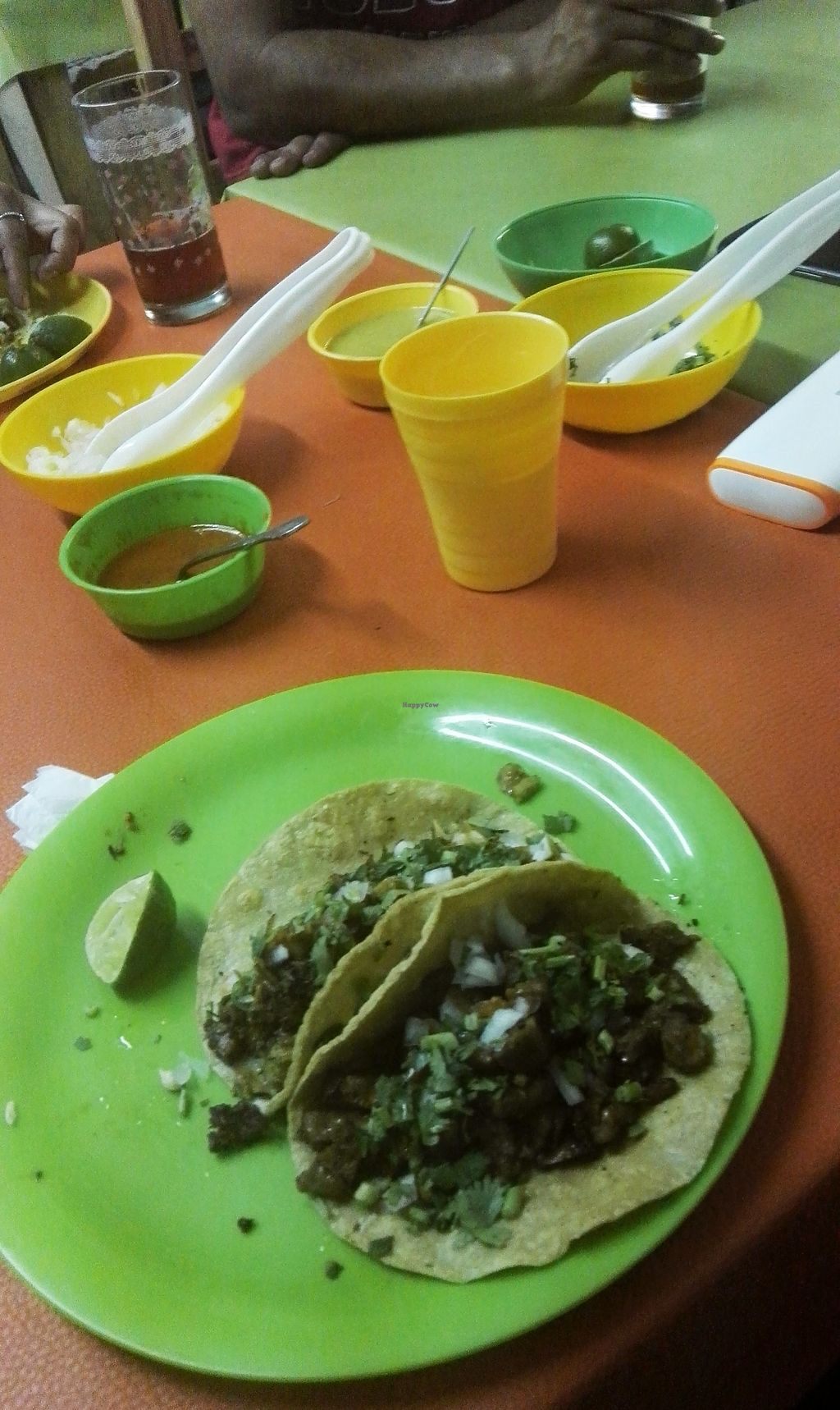 """Photo of Taco Station  by <a href=""""/members/profile/Caroly"""">Caroly</a> <br/>Tacos super ricos! :) <br/> March 25, 2018  - <a href='/contact/abuse/image/113356/375719'>Report</a>"""