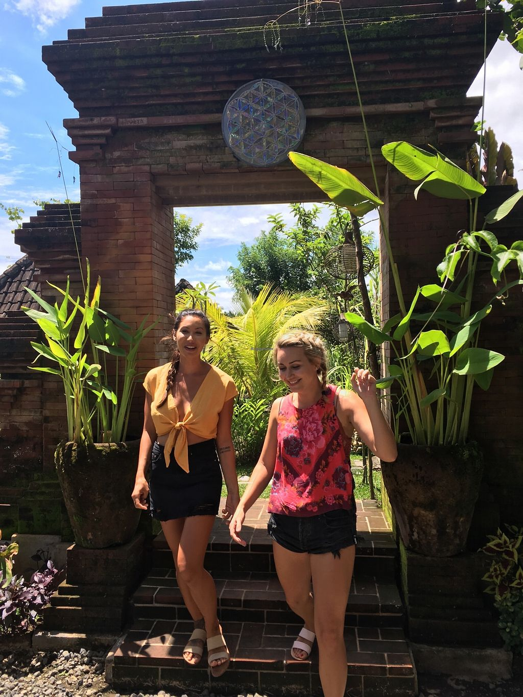 "Photo of Ubud Float Garden  by <a href=""/members/profile/OliverWhiteCloud"">OliverWhiteCloud</a> <br/>Healthy clean Balinese food  <br/> March 2, 2018  - <a href='/contact/abuse/image/113379/365622'>Report</a>"