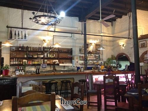 """Photo of Bar Ecologico Gaia  by <a href=""""/members/profile/Daveggie"""">Daveggie</a> <br/>The restaurant <br/> May 30, 2013  - <a href='/contact/abuse/image/11338/48965'>Report</a>"""