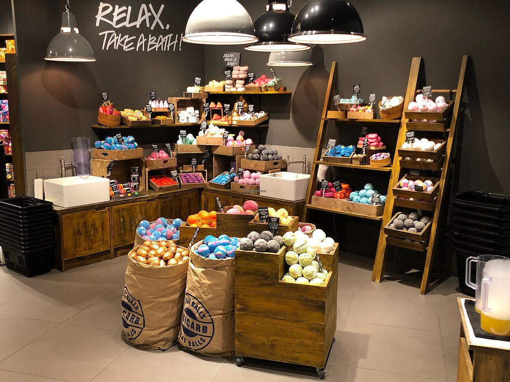 """Photo of Lush - VivoCity  by <a href=""""/members/profile/CherylQuincy"""">CherylQuincy</a> <br/>Bath bomb <br/> April 18, 2018  - <a href='/contact/abuse/image/113395/387482'>Report</a>"""