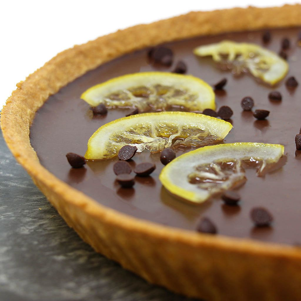 "Photo of Instiinct  by <a href=""/members/profile/LilianInstiinct"">LilianInstiinct</a> <br/>Tarte chocolat citron <br/> March 2, 2018  - <a href='/contact/abuse/image/113412/365674'>Report</a>"