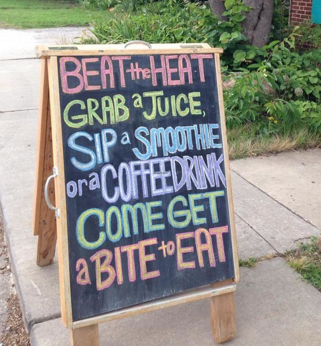 """Photo of The Earth Cafe and Deli  by <a href=""""/members/profile/community"""">community</a> <br/>The Earth Cafe and Deli <br/> July 26, 2014  - <a href='/contact/abuse/image/11343/217643'>Report</a>"""