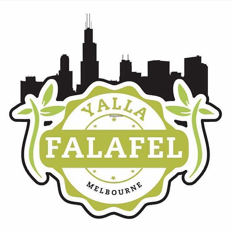 "Photo of Yalla Falafel  by <a href=""/members/profile/karlaess"">karlaess</a> <br/>Logo <br/> March 2, 2018  - <a href='/contact/abuse/image/113477/365942'>Report</a>"