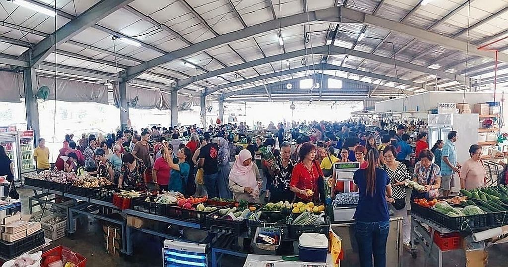 """Photo of Kok Fah Weekend Market  by <a href=""""/members/profile/CherylQuincy"""">CherylQuincy</a> <br/>Weekend market (photo from Facebook Page) <br/> March 3, 2018  - <a href='/contact/abuse/image/113487/365972'>Report</a>"""