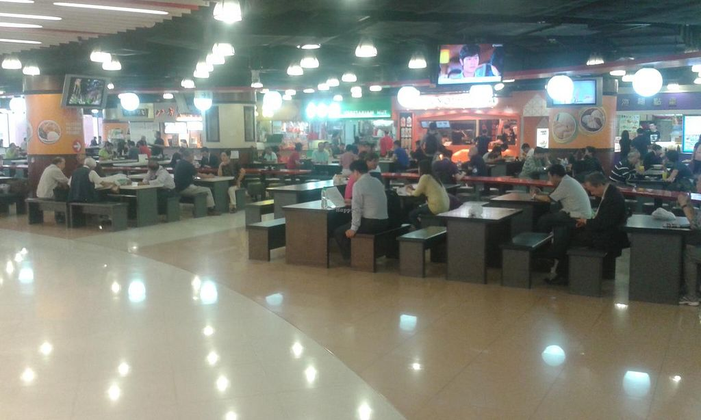 """Photo of gohappy veggie  by <a href=""""/members/profile/Stevie"""">Stevie</a> <br/>It's inside this food court <br/> April 20, 2015  - <a href='/contact/abuse/image/11351/99752'>Report</a>"""