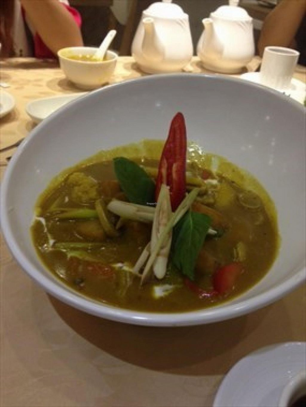 """Photo of CLOSED: Paramita Vegetarian Restaurant - Tin Hau  by <a href=""""/members/profile/Stevie"""">Stevie</a> <br/>3 <br/> May 28, 2015  - <a href='/contact/abuse/image/11352/103783'>Report</a>"""