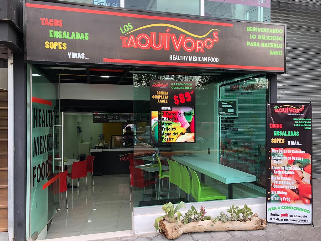 "Photo of Los Taquívoros  by <a href=""/members/profile/JuliaVegana"">JuliaVegana</a> <br/>Taquivoros  <br/> March 17, 2018  - <a href='/contact/abuse/image/113544/372114'>Report</a>"