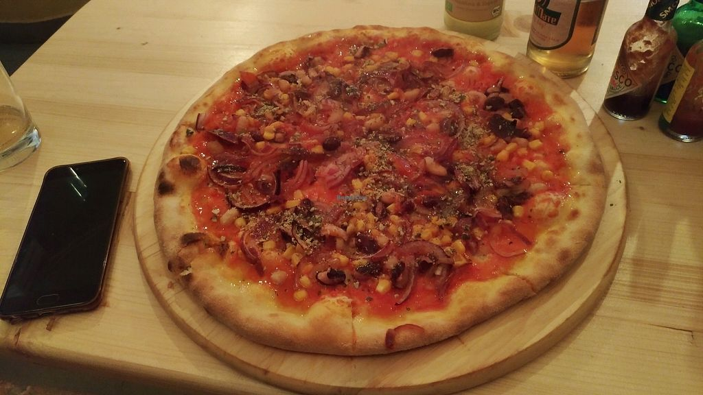 """Photo of Pizza Punk  by <a href=""""/members/profile/Nat_Olch"""">Nat_Olch</a> <br/>Pizza option number 2, yum yum <br/> March 9, 2018  - <a href='/contact/abuse/image/113571/368612'>Report</a>"""