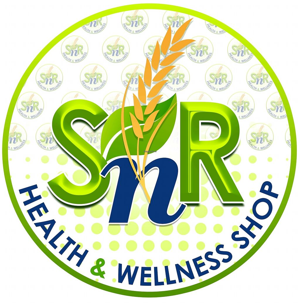 "Photo of SNR Health and Wellness Shop  by <a href=""/members/profile/snrhealth"">snrhealth</a> <br/>SNR Health and Wellness Shop Logo <br/> March 10, 2018  - <a href='/contact/abuse/image/113575/368867'>Report</a>"