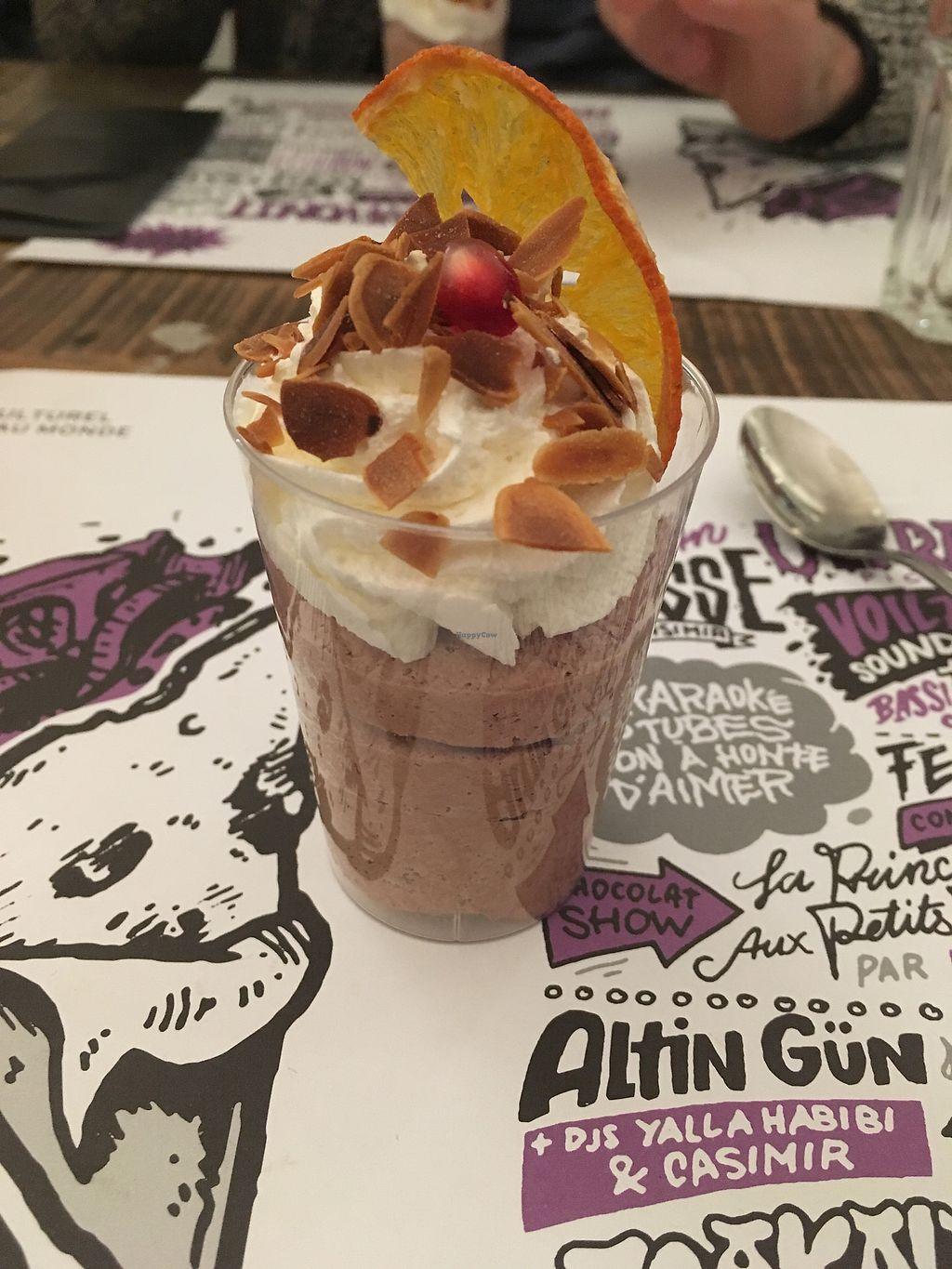 """Photo of Ancienne Gare  by <a href=""""/members/profile/_zelisa"""">_zelisa</a> <br/> Chocolate mousse  <br/> March 4, 2018  - <a href='/contact/abuse/image/113602/366523'>Report</a>"""
