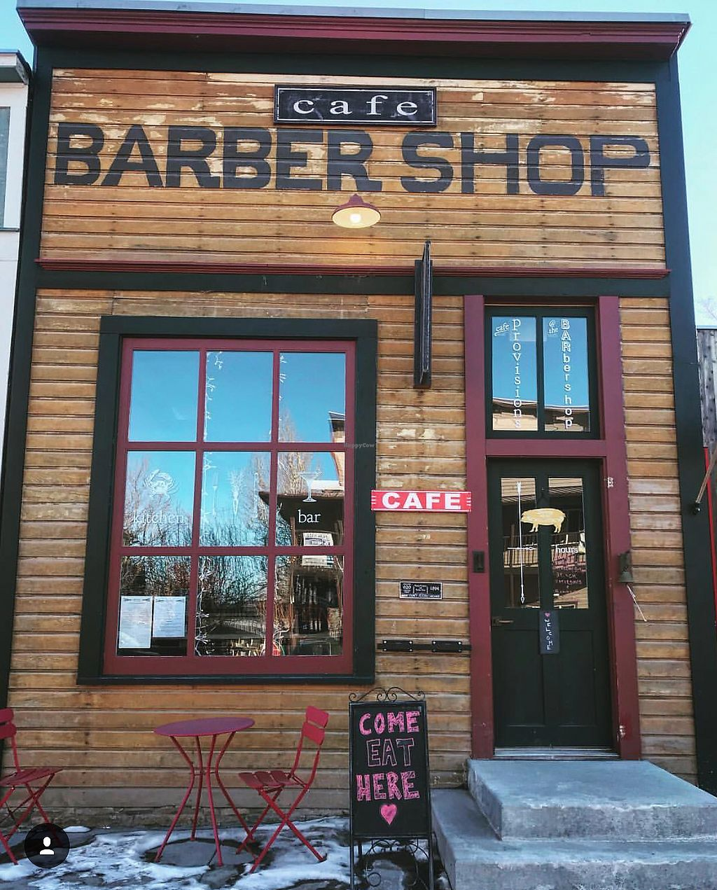 """Photo of Provisions at The Barbershop  by <a href=""""/members/profile/mountainfolk"""">mountainfolk</a> <br/>The cutest EVER <br/> March 12, 2018  - <a href='/contact/abuse/image/113634/369962'>Report</a>"""