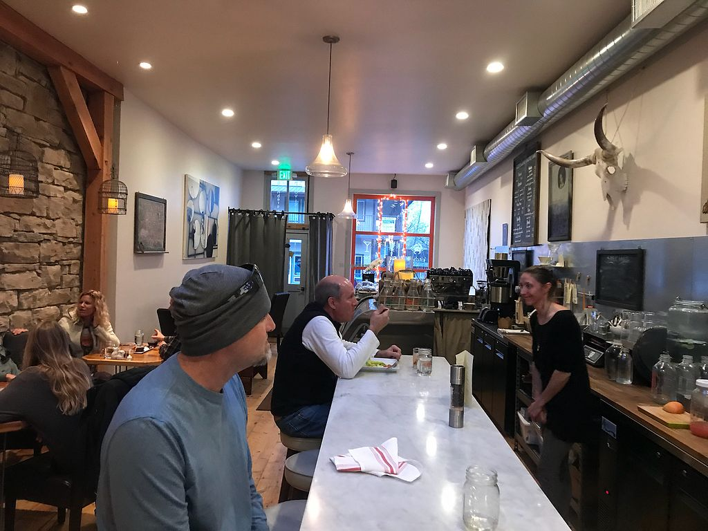 """Photo of Provisions at The Barbershop  by <a href=""""/members/profile/mountainfolk"""">mountainfolk</a> <br/>Foooood <br/> March 12, 2018  - <a href='/contact/abuse/image/113634/369966'>Report</a>"""