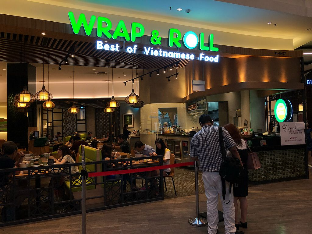 "Photo of Wrap N Roll - Changi City Point Mall  by <a href=""/members/profile/CherylQuincy"">CherylQuincy</a> <br/>Exterior <br/> March 16, 2018  - <a href='/contact/abuse/image/113649/371307'>Report</a>"