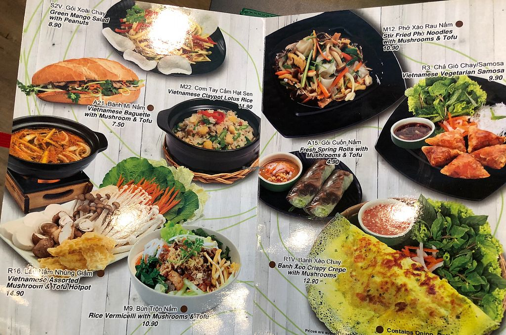 "Photo of Wrap N Roll - Changi City Point Mall  by <a href=""/members/profile/CherylQuincy"">CherylQuincy</a> <br/>Vegetarian menu <br/> March 16, 2018  - <a href='/contact/abuse/image/113649/371312'>Report</a>"