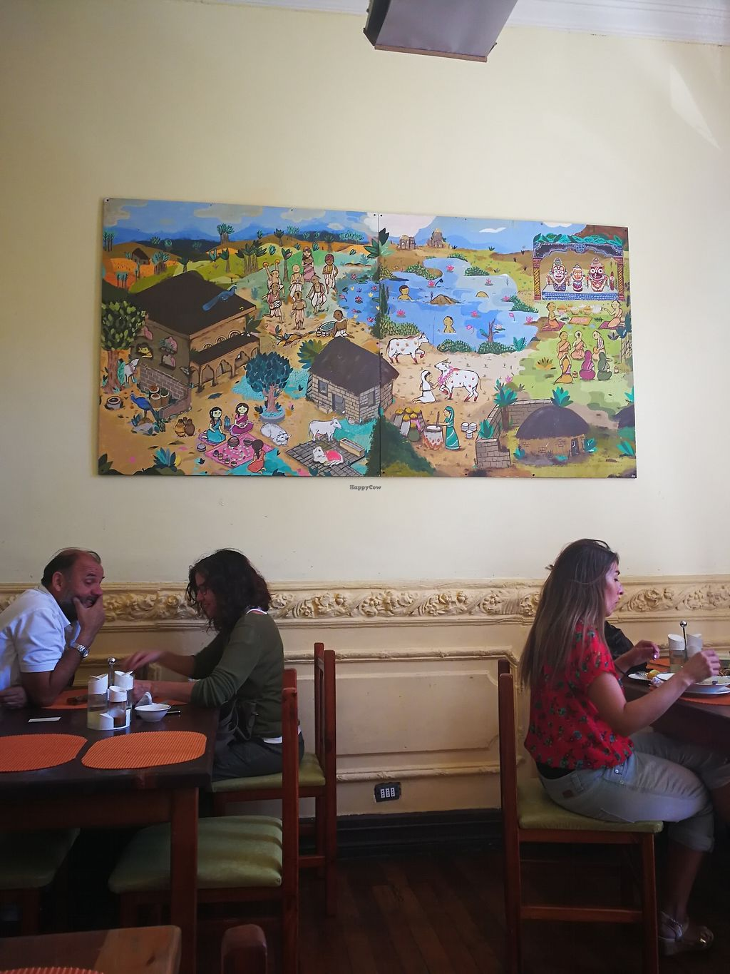 """Photo of Govinda's Restaurant  by <a href=""""/members/profile/Sharkademus"""">Sharkademus</a> <br/>There's a room with regular chairs and tables available and one where you can sit at tables on the floor.  <br/> January 27, 2018  - <a href='/contact/abuse/image/11366/351429'>Report</a>"""