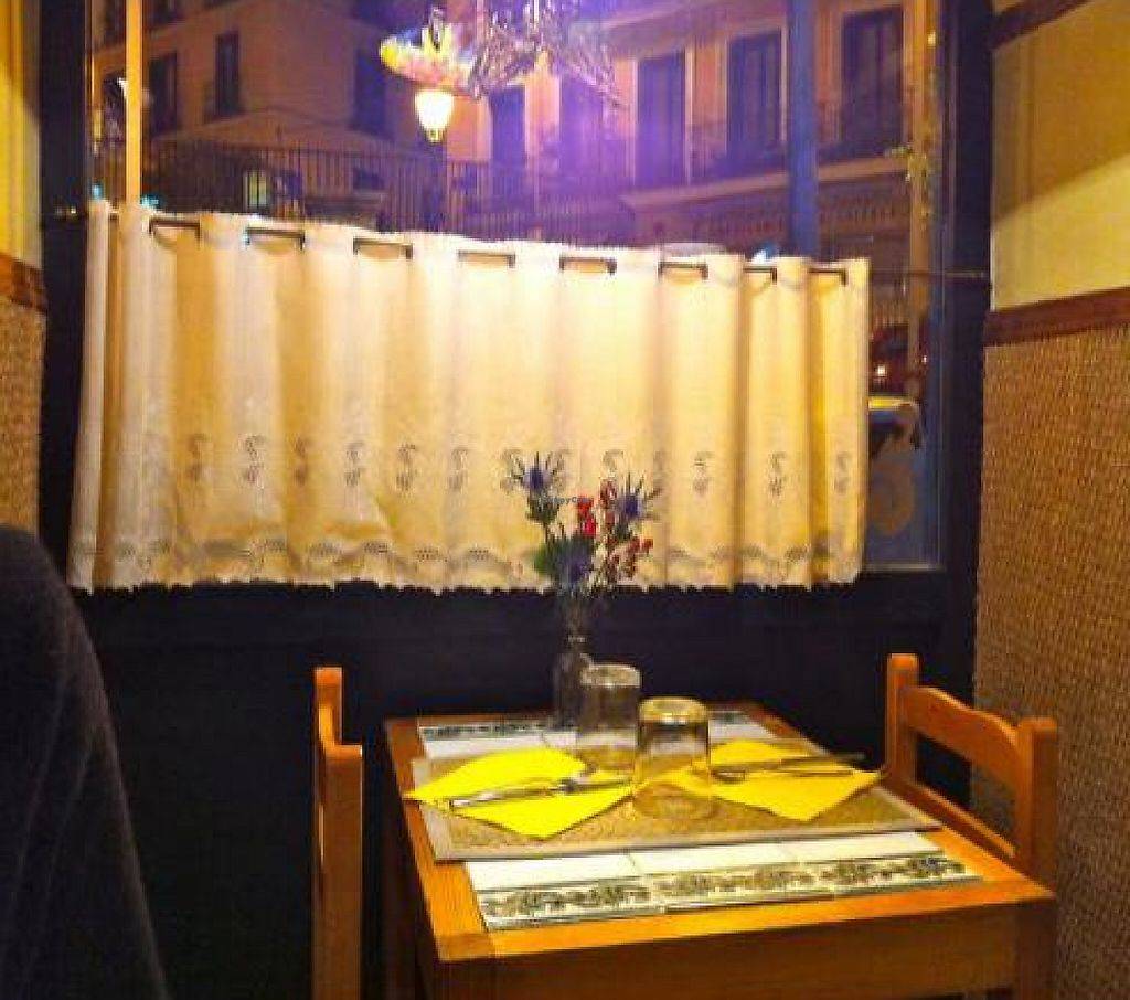 "Photo of El Restaurante Vegetariano - Tribunal  by <a href=""/members/profile/clark"">clark</a> <br/> February 4, 2012  - <a href='/contact/abuse/image/1136/222355'>Report</a>"