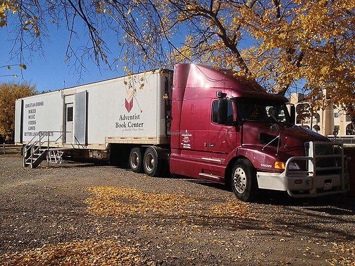 """Photo of ABC Christian Store  by <a href=""""/members/profile/vegetariangirl"""">vegetariangirl</a> <br/>Mobile store that stops at cities across the province including calgary and Edmonton  <br/> March 9, 2018  - <a href='/contact/abuse/image/113721/368506'>Report</a>"""