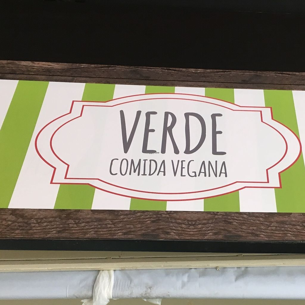 "Photo of Verde Comida Vegana  by <a href=""/members/profile/Victoriaa"">Victoriaa</a> <br/>Flyer <br/> March 5, 2018  - <a href='/contact/abuse/image/113733/367232'>Report</a>"