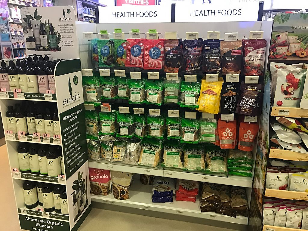 "Photo of SGH Block 4 Retail Pharmacy  by <a href=""/members/profile/kkylaye"">kkylaye</a> <br/>organic foods and snacks <br/> March 7, 2018  - <a href='/contact/abuse/image/113839/367581'>Report</a>"