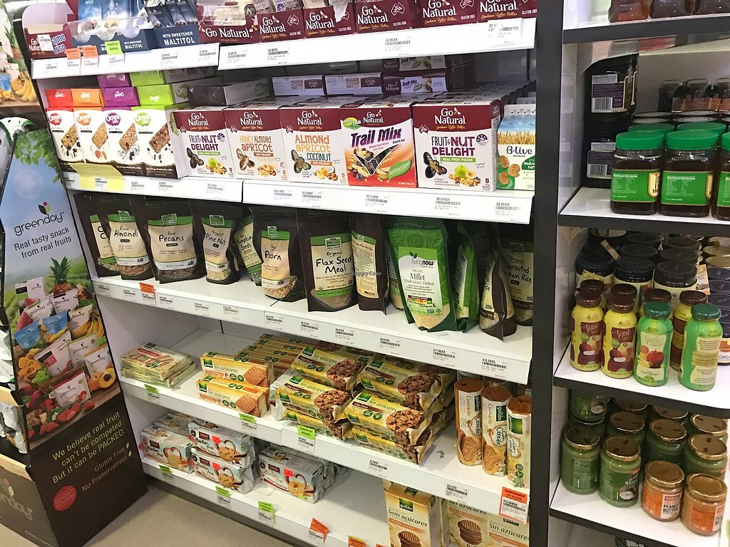 "Photo of SGH Block 4 Retail Pharmacy  by <a href=""/members/profile/kkylaye"">kkylaye</a> <br/>organic foods and snacks, vegetarian-friendly <br/> March 7, 2018  - <a href='/contact/abuse/image/113839/367582'>Report</a>"