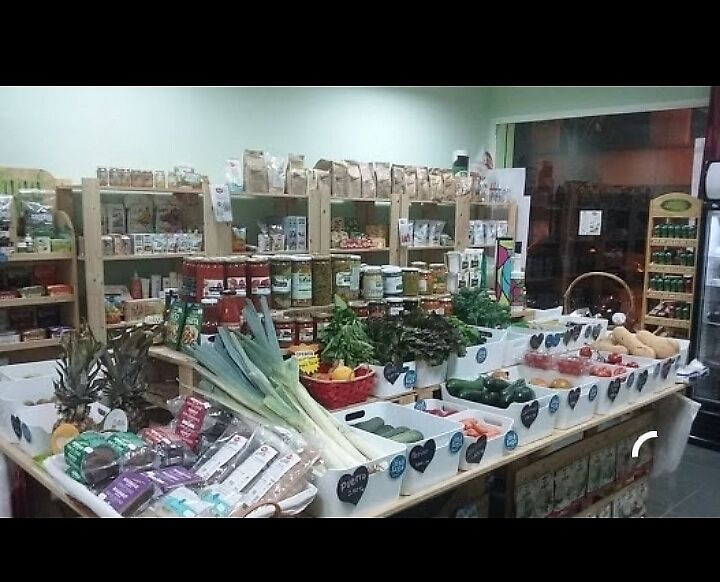 """Photo of Love Organic Ecotienda  by <a href=""""/members/profile/LoveOrganicEcotienda"""">LoveOrganicEcotienda</a> <br/>Fresh Organic Fruit and veg <br/> March 8, 2018  - <a href='/contact/abuse/image/113858/368062'>Report</a>"""